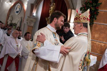 Diakonska posvečenja v oktobru 2017