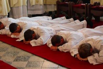 Diakonska posvečenja 2015