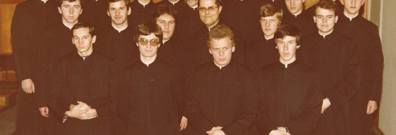IN MEMORIAM: škof msgr. Metod Pirih, semeniški spiritual 1976-1984